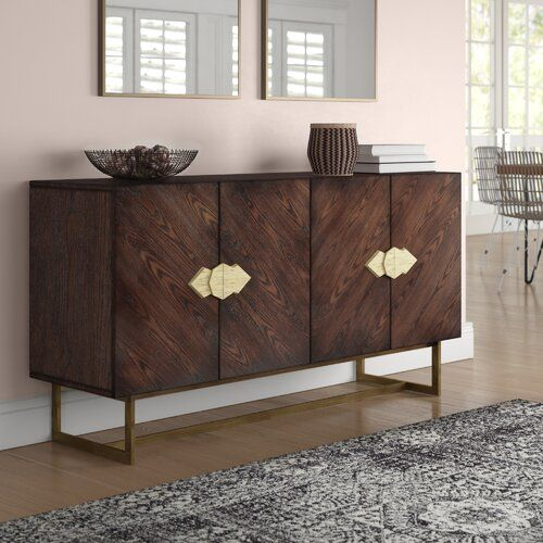 Best Mistana Caius Media Credenza Wayfair With Images 640 x 480