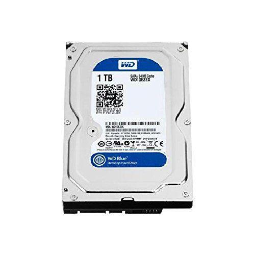 Wd Blue 1tb Sata 6 Gb S 7200 Rpm 64mb Cache 3 5 Inch Desk Pc Hard Drive Hard Disk Drive Portable Hard Drives
