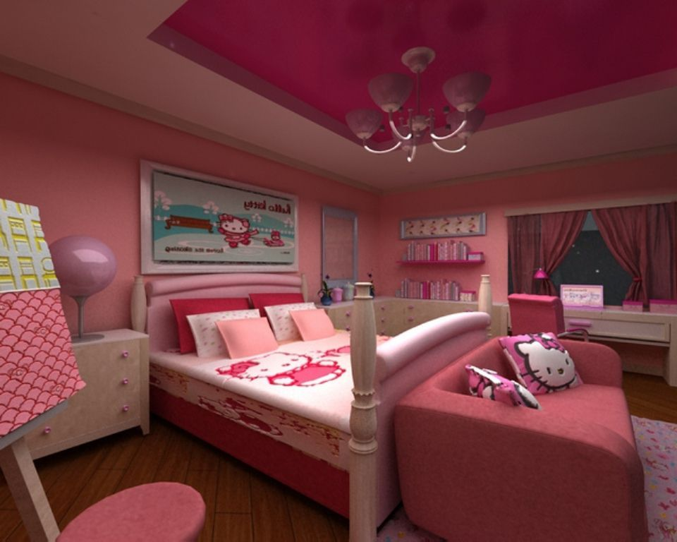 hello kitty bedroom in a box. Hello Kitty Bedroom Ideas Places Spaces Pinterest  The Best 98 In A Box Home Decor