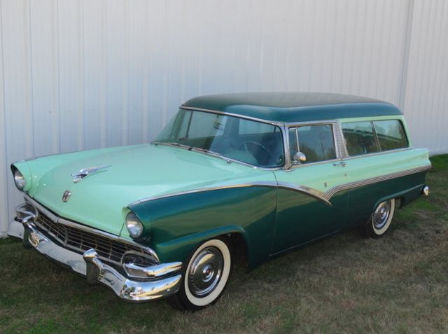 1956 Ford Parklane Station Wagon Finder Station Wagon Station Wagon Cars Car Ford