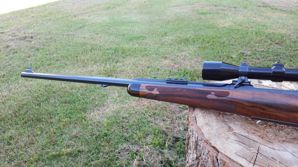 Clayton Nelson rifle - Topic | Safari Rifles | Guns