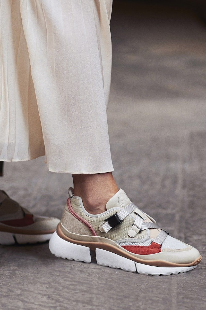 Leather Sneakers | Sneakers