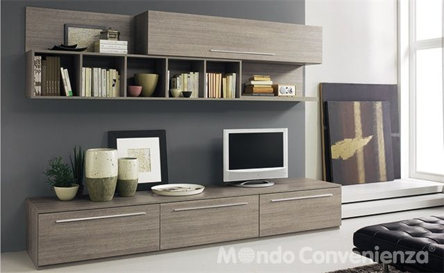 S 270 - Soggiorni - Moderno - Mondo Convenienza | For the Home ...
