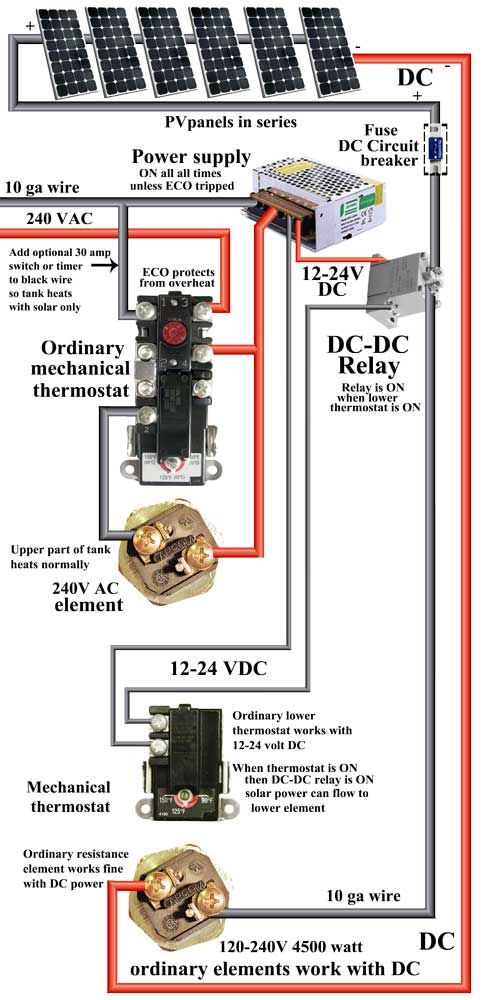 Bosch Relay Schematic Google Search With Images Solar Panels