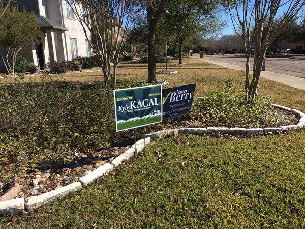 Kyle Kacal Kylekacal Political Yard Signs Campaign Signs