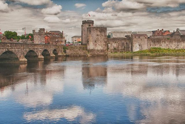 [King John's Castle Limerick] | Flickr - Photo Sharing!