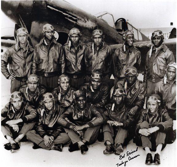 Tuskegee Airmen On Pinterest