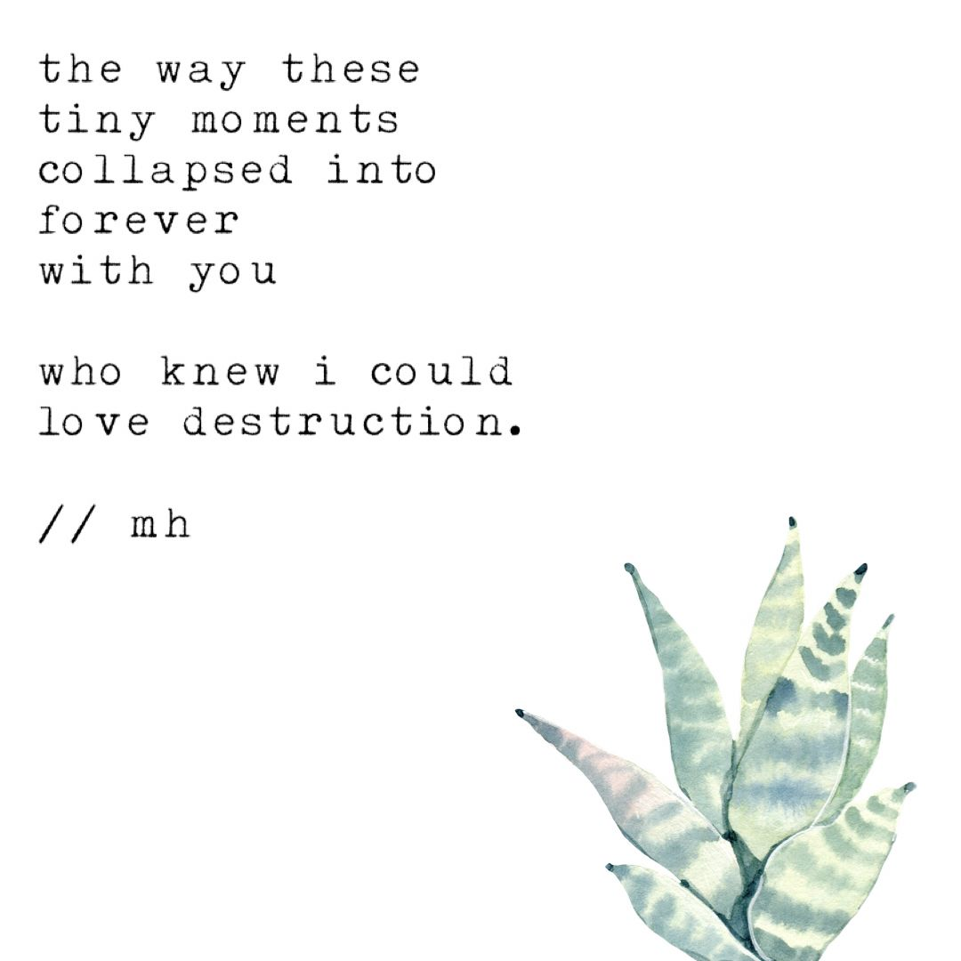 Depression Quotes Garden: @mhpoetry_ #art #poetry #poem #poems #succulents #plants
