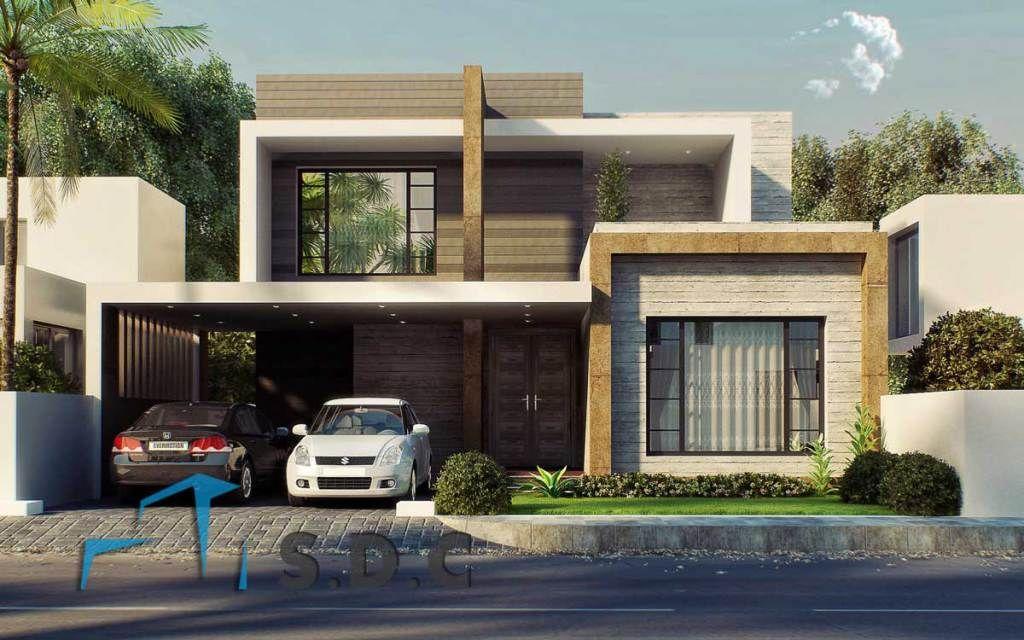 Modern house design saif commune marla also quick saves pinterest rh