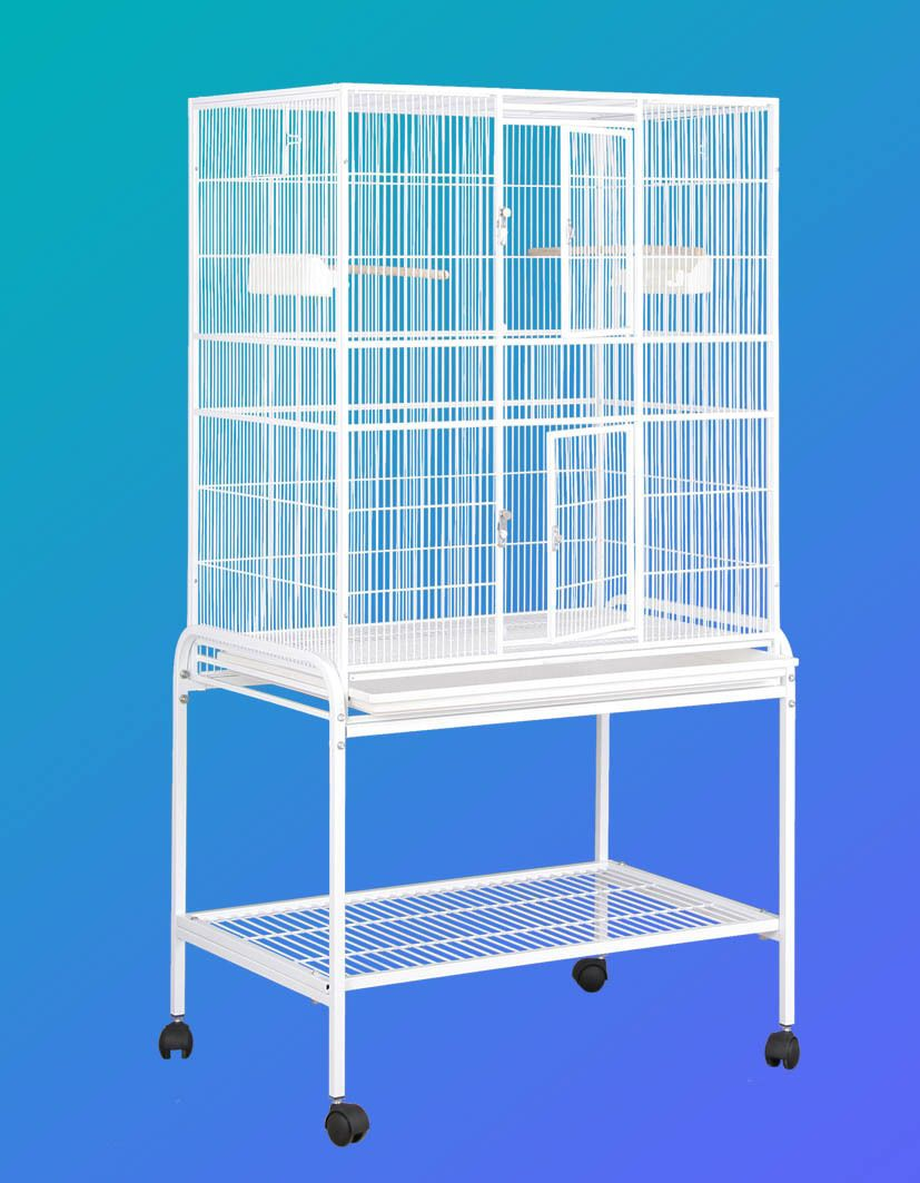 Flight bird cage 32x21 perfect parakeets and budgies cage