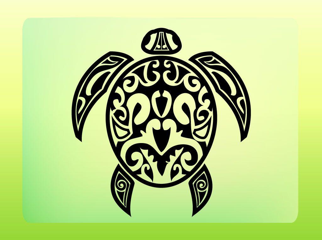 Turtle Art Turtle Tattoo Vector Body Art Pinterest Turtle