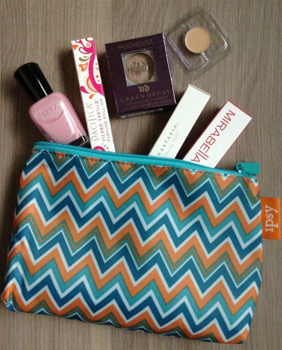 Ipsy My Glam Bag Review May 2017 Makeup Subscription Box Subscriptionbox