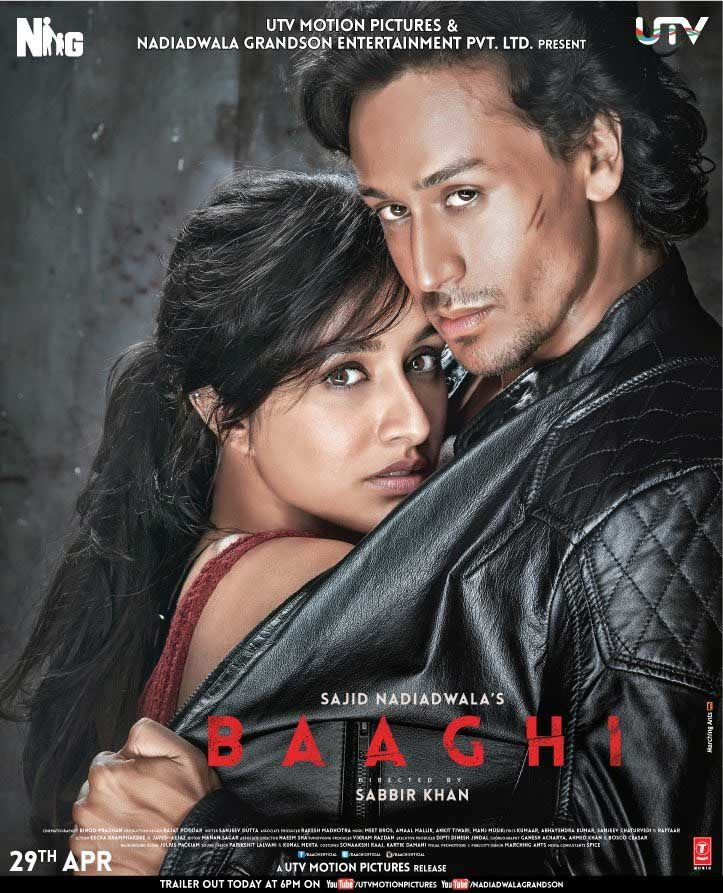 Baaghi Streaming Films En Streaming Vf Films Complets Gratuits Film Indou Films Complets