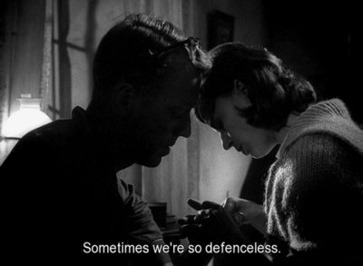 Through a Glass Darkly. Ingmar Bergman. Max Von Sydow.