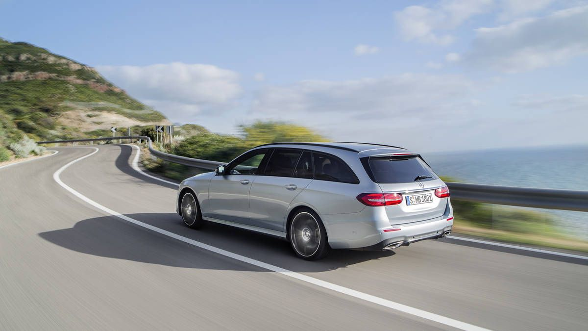 2017 Mercedes Benz E Cl Wagon Auto Express