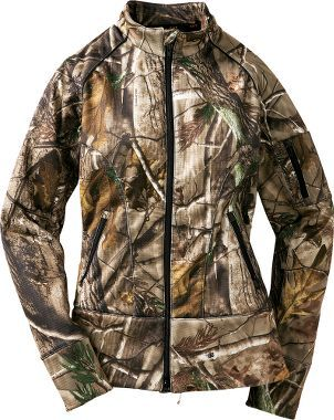 fb0a7753 Cabela's: SHE Outdoor Apparel Women's C2 Camo Jacket wih Scent-Lok ...