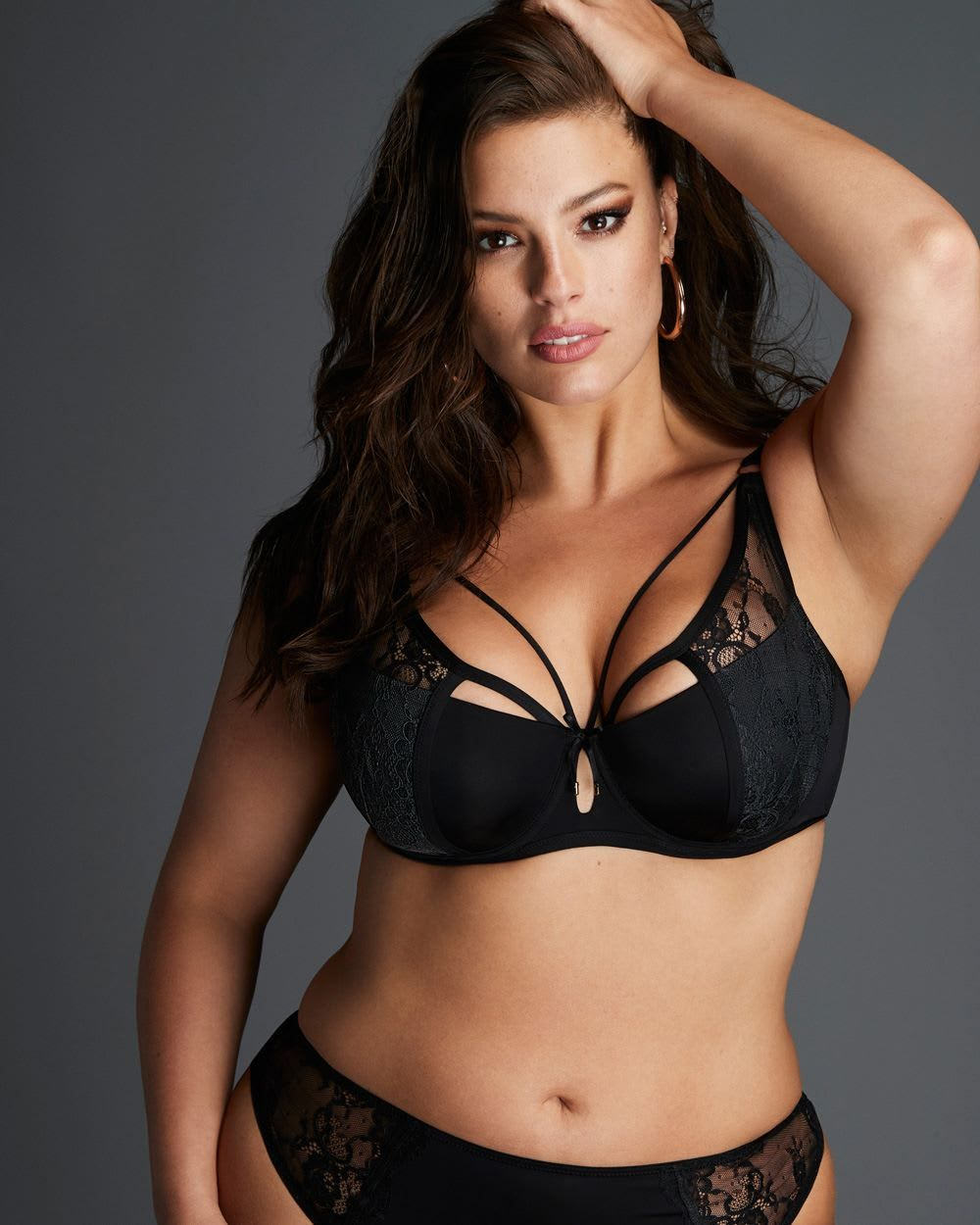 1abfff5fea Ashley Graham for Addition Elle -- 12 Full Bust Harness Bras to Rev Up Your  Layering Possibilities