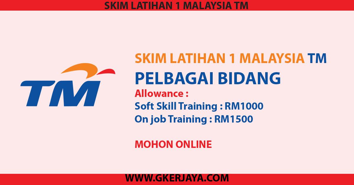 Cara Buat Permohonan Sl1m Tm Secara Online Latihan Malaysia