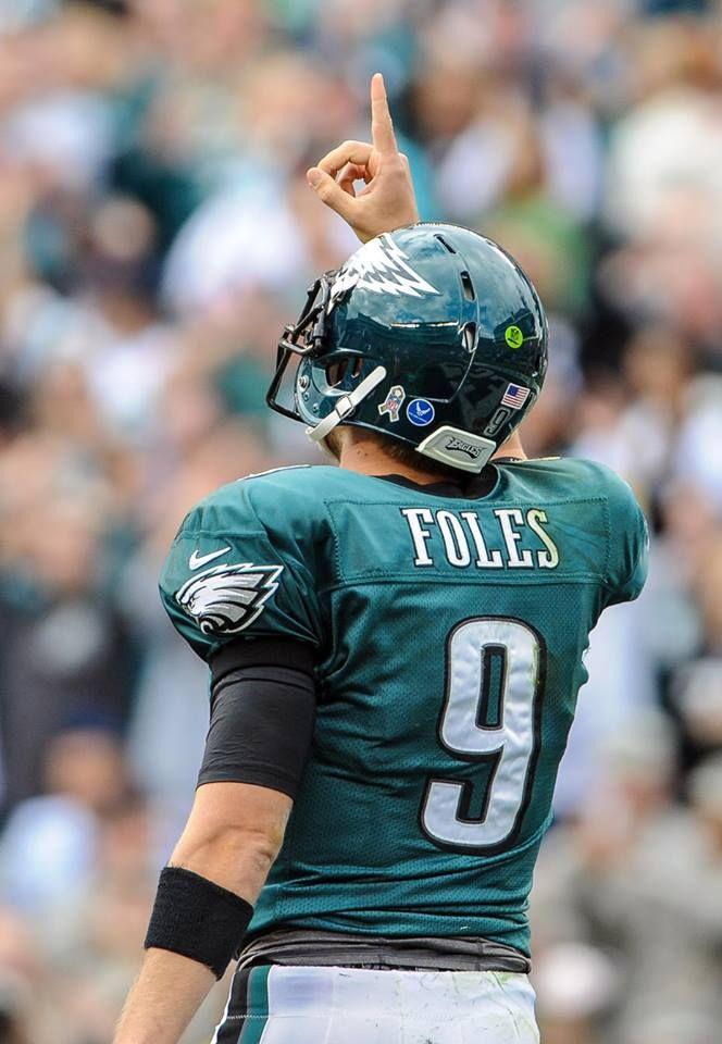 Nick Foles 2013 Philadelphia Eagles Eagles Football Philadelphia Eagles Fans