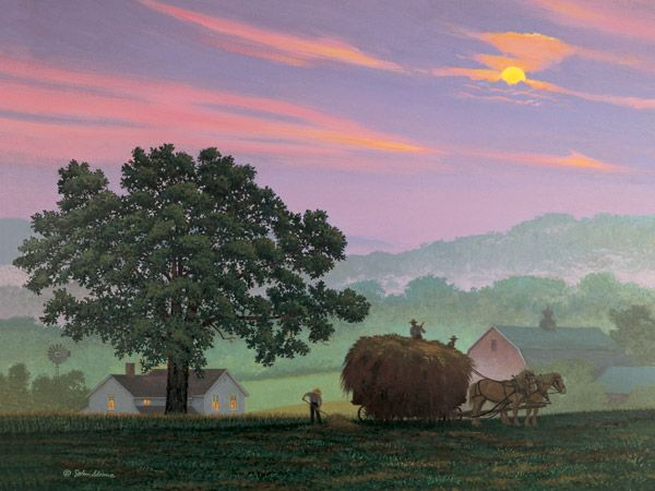 The Last Load-John Sloane