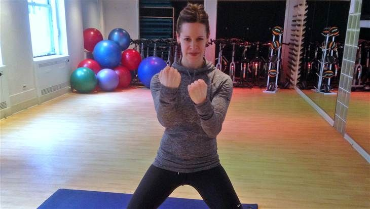 Burn fat fast with Jenna's 10-minute cardio workout ...