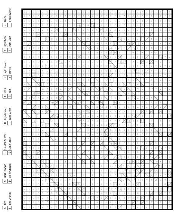 Accomplished image inside mystery mosaics printable