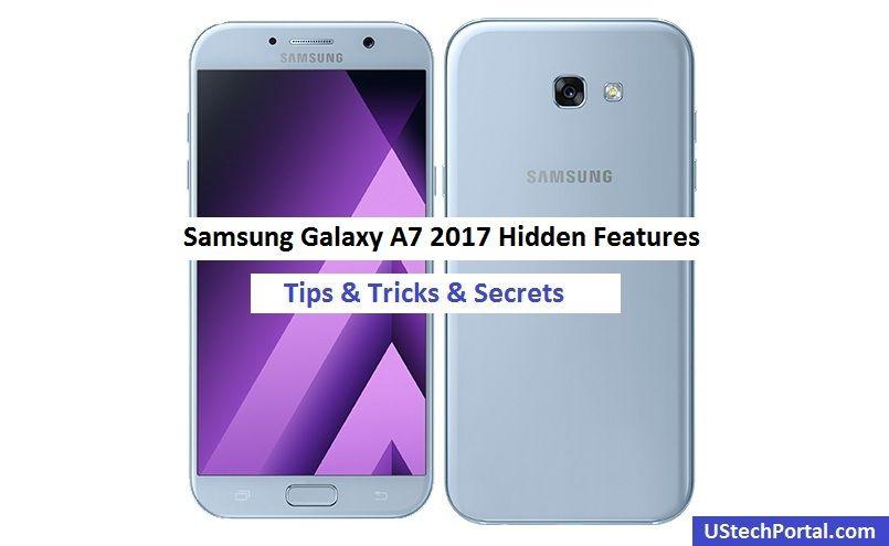Samsung Galaxy A5 2017 Hidden Features | Tips & Tricks