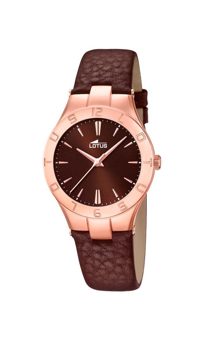 ddffc4aece5b Lotus 0 - Reloj de cuarzo para mujer