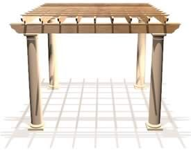 Plans To Build Pergola Design PDF Download Draw A Straight Or Curved