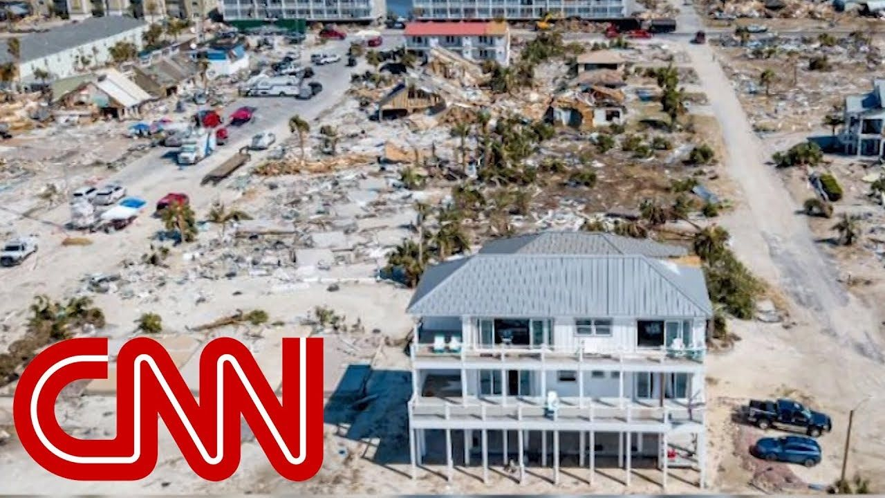 How This House Survived Hurricane Michael Building Strong Houses Youtube Us Beaches Survival Hurricane