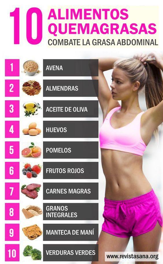 dieta para perder peso abdominal