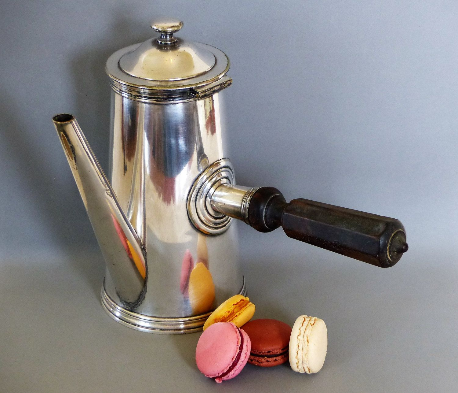A truly beautiful French Vintage Chocolatiere. Hot Chocolate Pot. by ...
