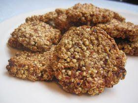 OOAKI: Dadelkoekjes met gepofte gierst