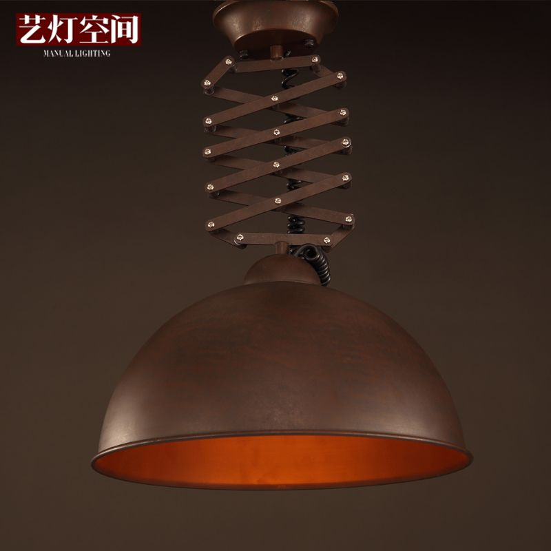 Arti creative lampada retr loft spazio bar paese for Lampade industriali ikea