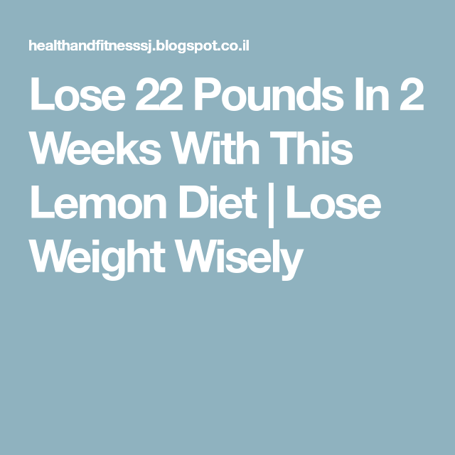 7 day detox diet plan for weight loss photo 3