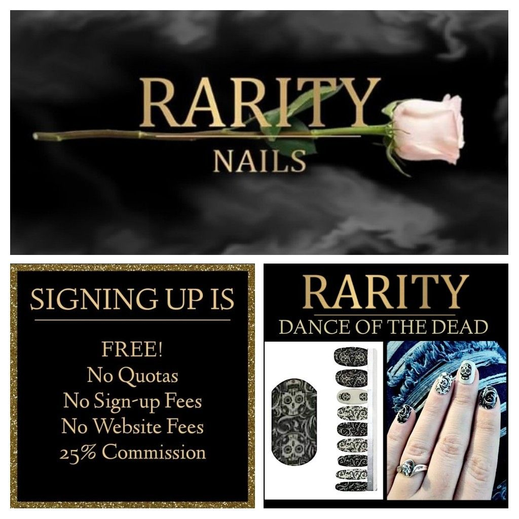 Rarity Nails $5 00/set Need Consultants!!! FREE to join & NO