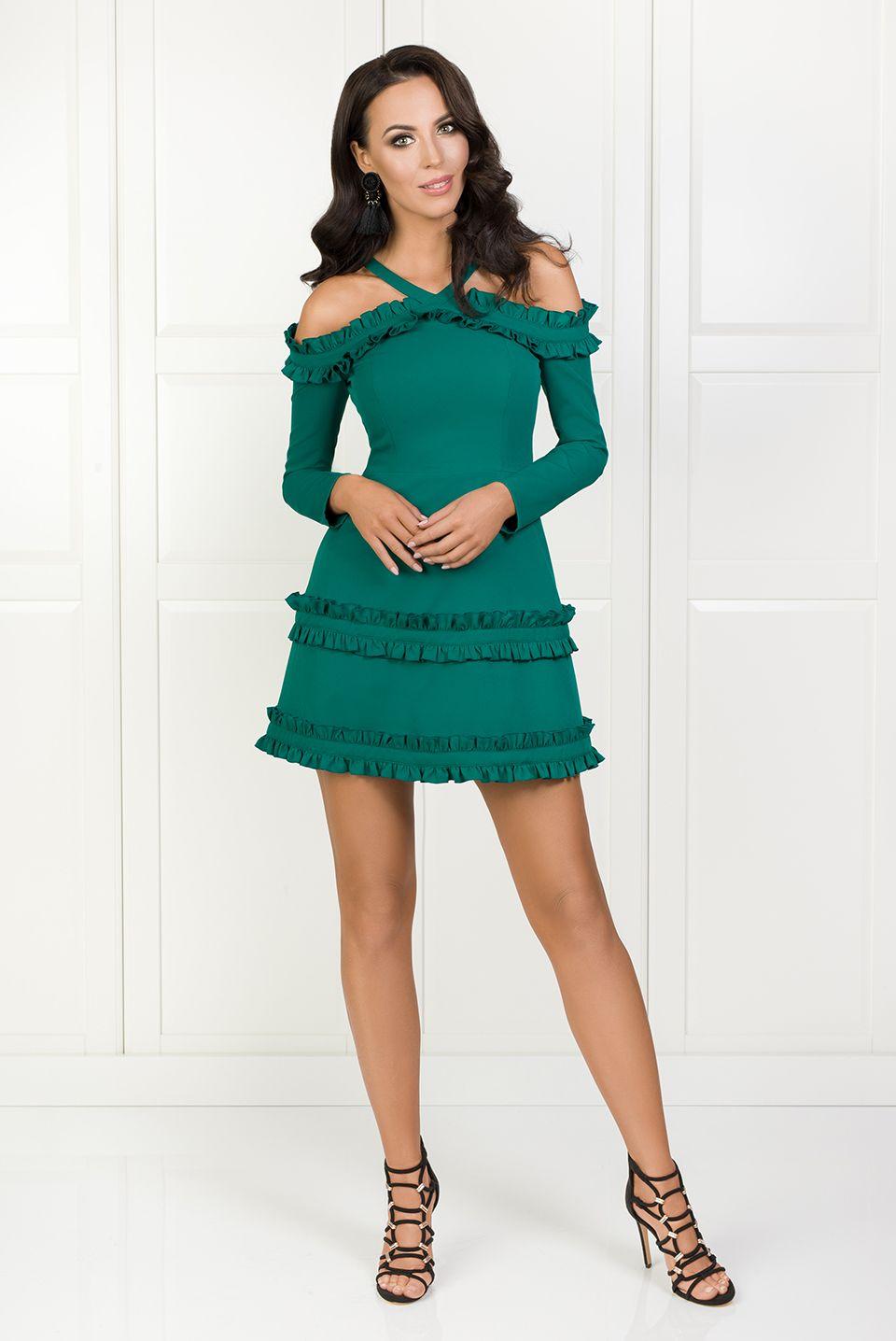 f7e4a13666 Shila to idealnie skrojona sukienka