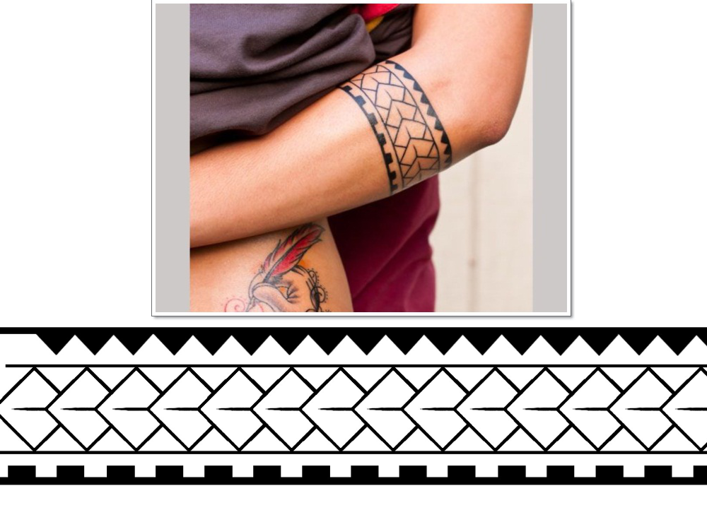 Download Link In The Description For Those That Were Looking For The Template For This Forearm Band Band Tattoo Designs Forearm Band Tattoos Wrist Band Tattoo
