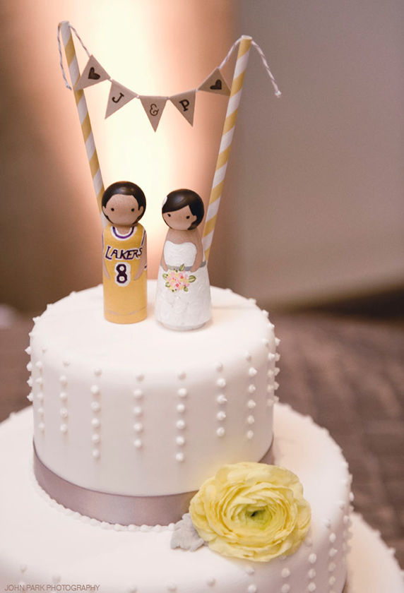 La Lakers Kobe Bryant Wedding Cake Picture Decorations Matrimonio