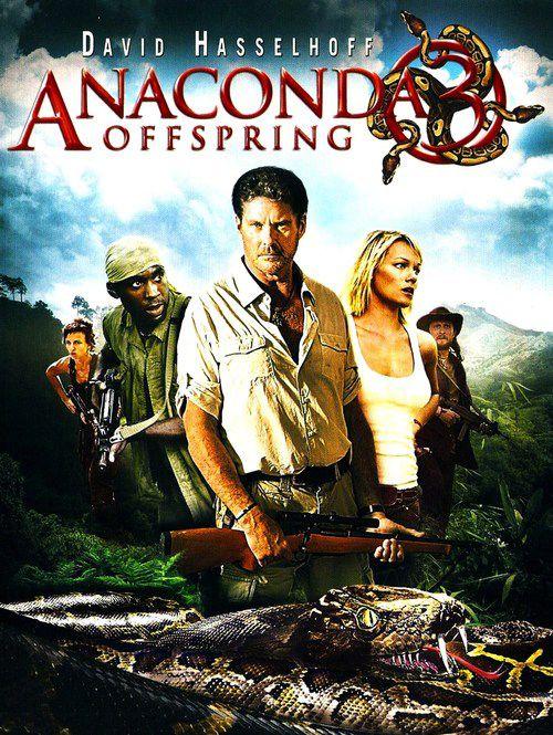 Anaconda 3 Offspring Anaconda movie, English movies