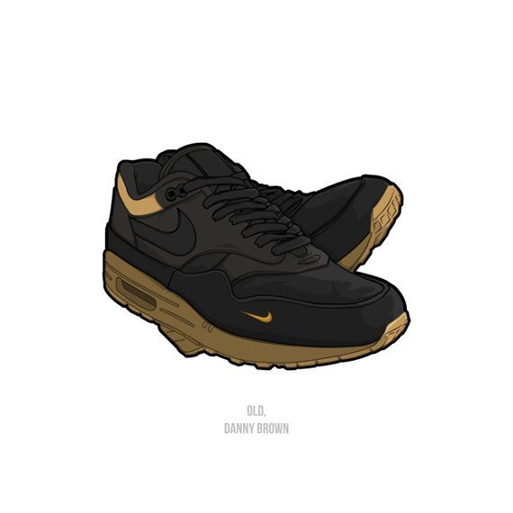 Nike Air Max One & Hiphop Cover by guyvilain