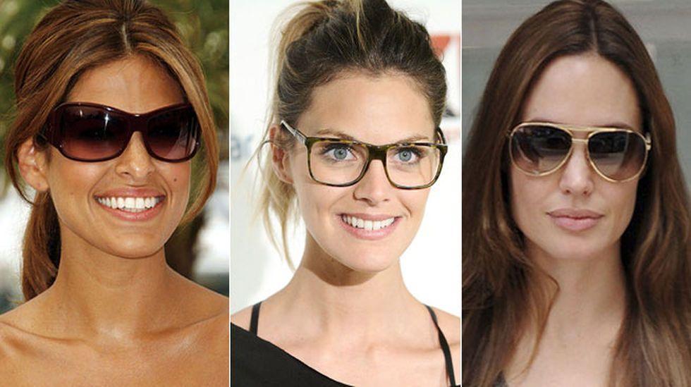 Gafas para chicas de rostro ovalado Hipster mujer