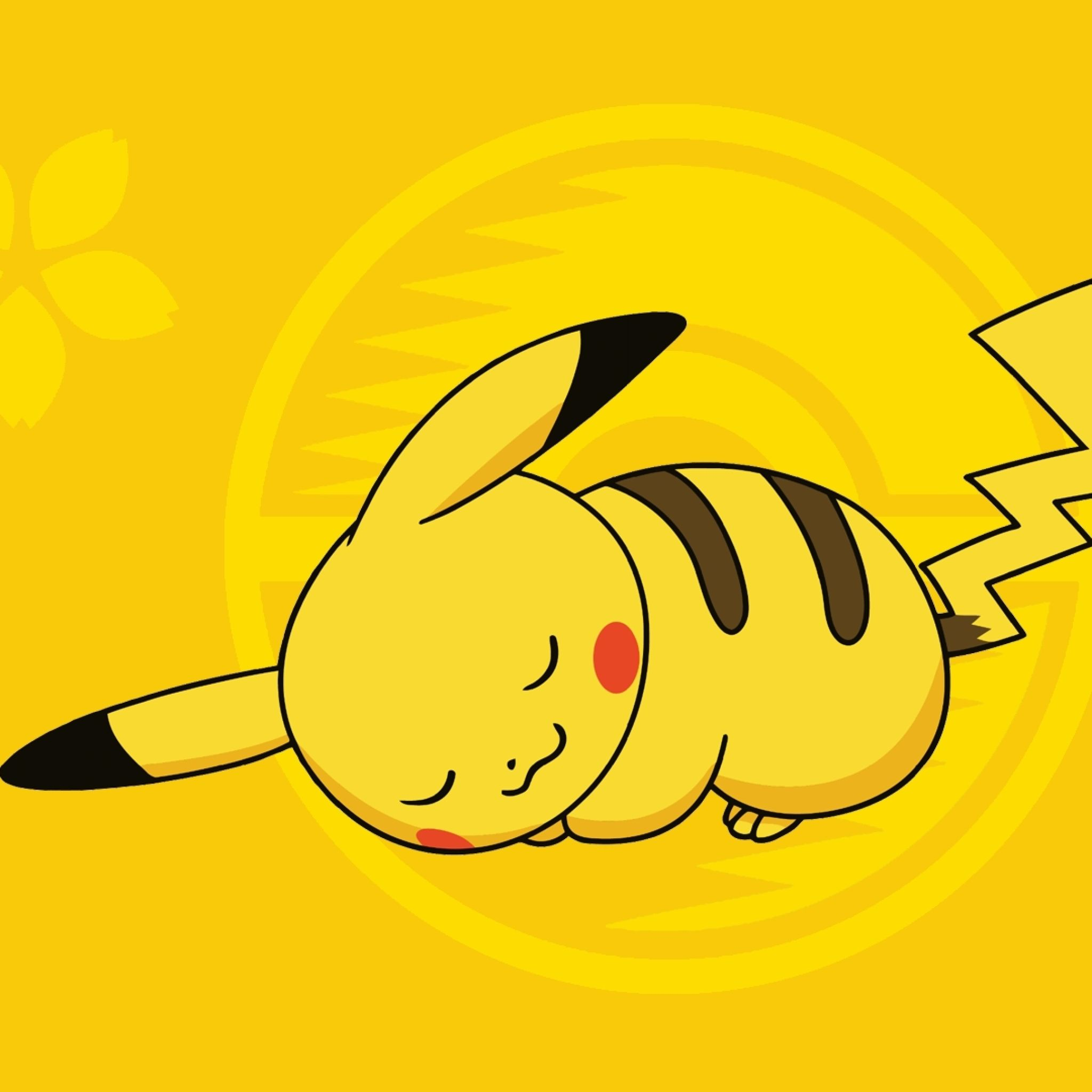 Wallpaper download mobile9 - Sleepy Pikachu Tap To See More Cool Pokemon Wallpaper Mobile9