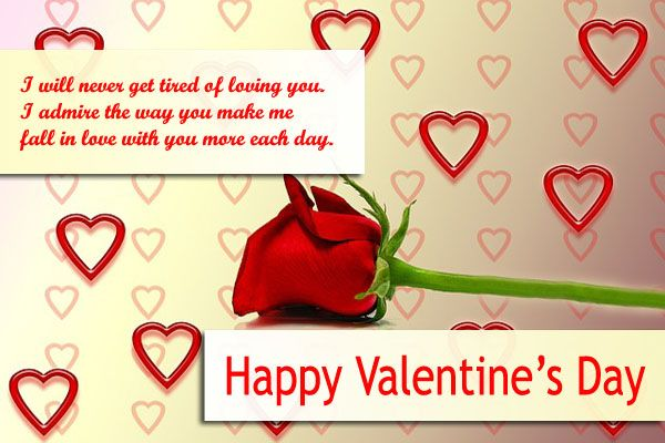 valentines day messages for her happy valentines images