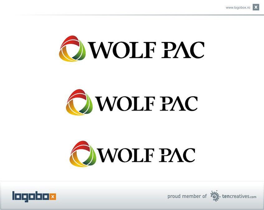 WolfPAC - Risk Assessment Software Logo by ulahts Logos - risk assessment