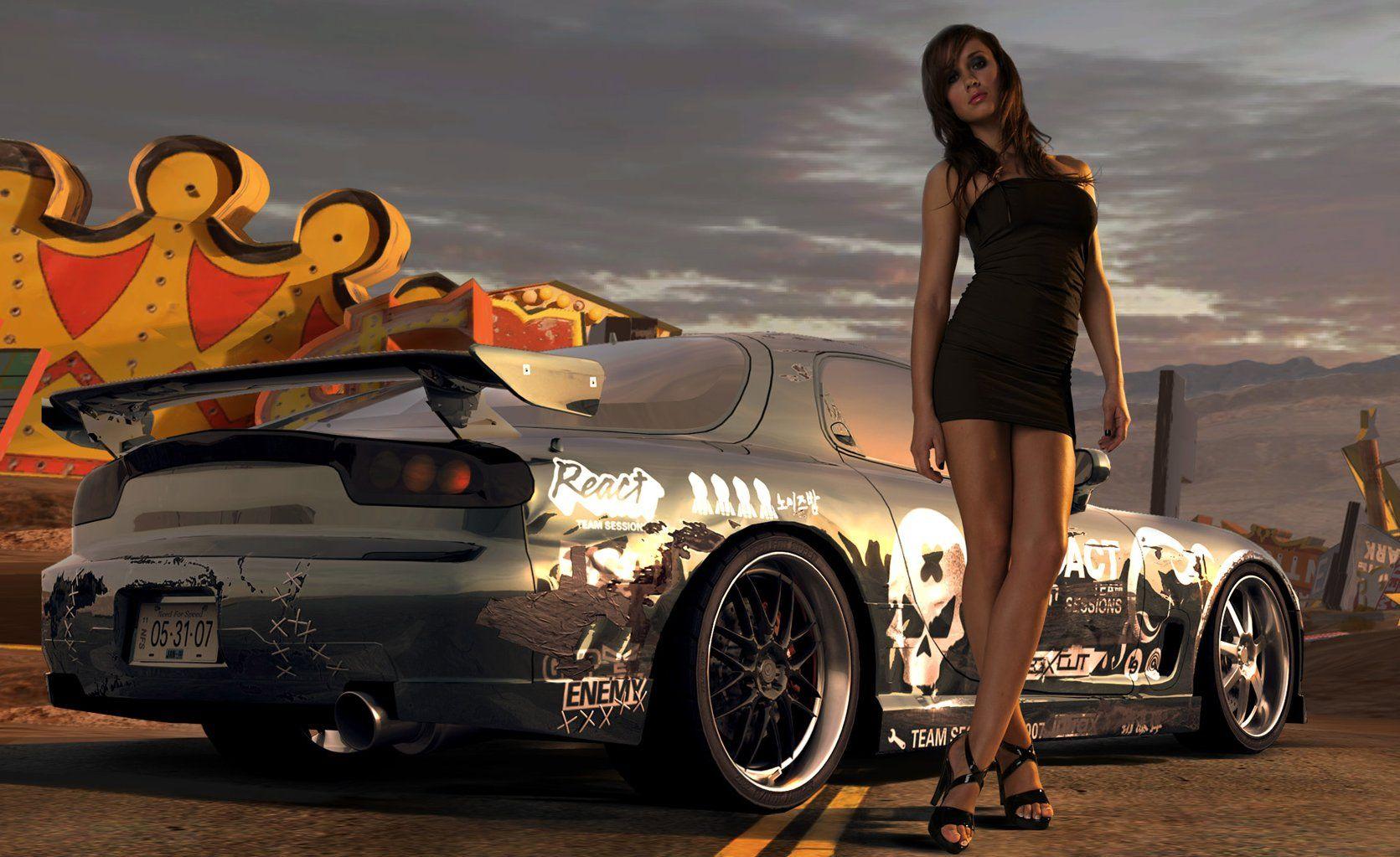 Pro Street Cars Wallpaper
