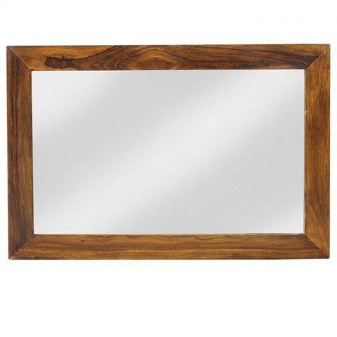Cuba Cube Sheesham Mirror S Mirror Sheesham Furniture Sheesham