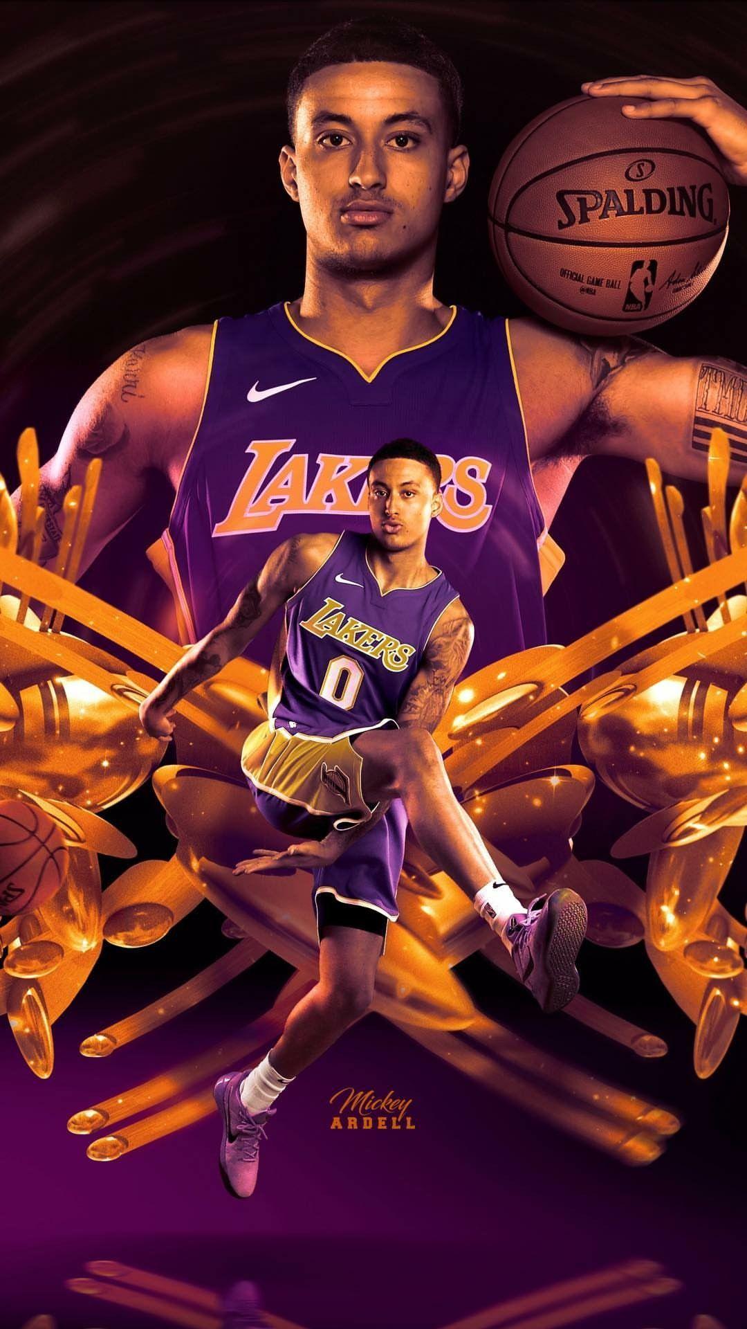 Kyle Kuzma Wallpaper Kyle Kuzma Basketball Players Nba Basketball Players