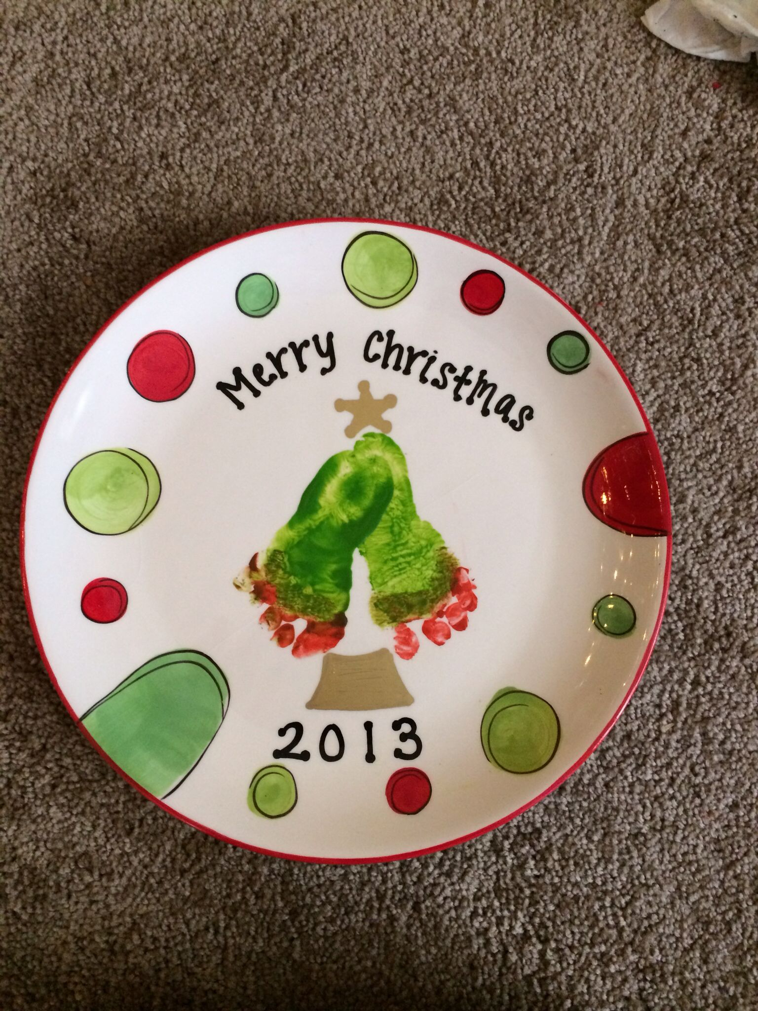 Christmas gift from baby! | Baby | Pinterest | Christmas gifts, Gift ...