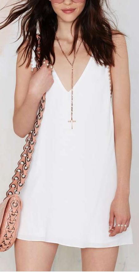 white out dress